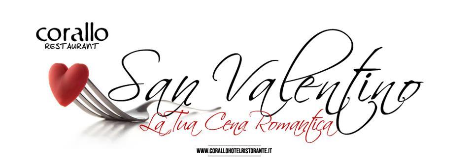 san valentino: la tua cena romantica al corallo   corallo hotel ... - Bagno Romantico San Valentino